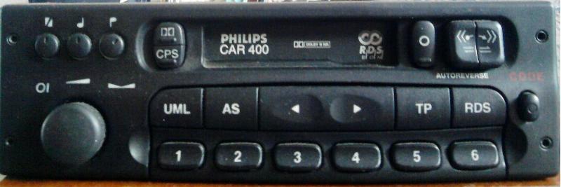 Автомагнитола philips кассетная