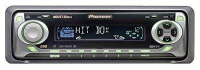 Автомагнитола pioneer dvh p580 mp