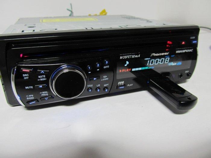 Pioneer автомагнитола с USB: обзор и установка