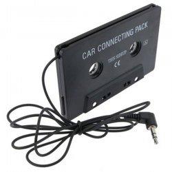 Переходник для кассетной автомагнитолы