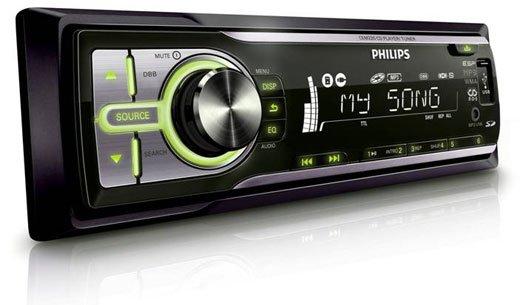 Philips автомагнитола