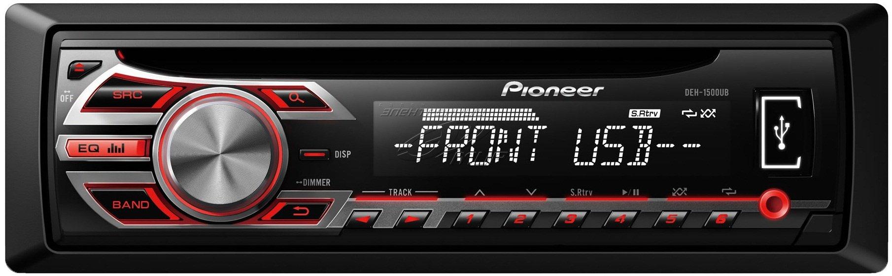 Pioneer 1500 ub схема