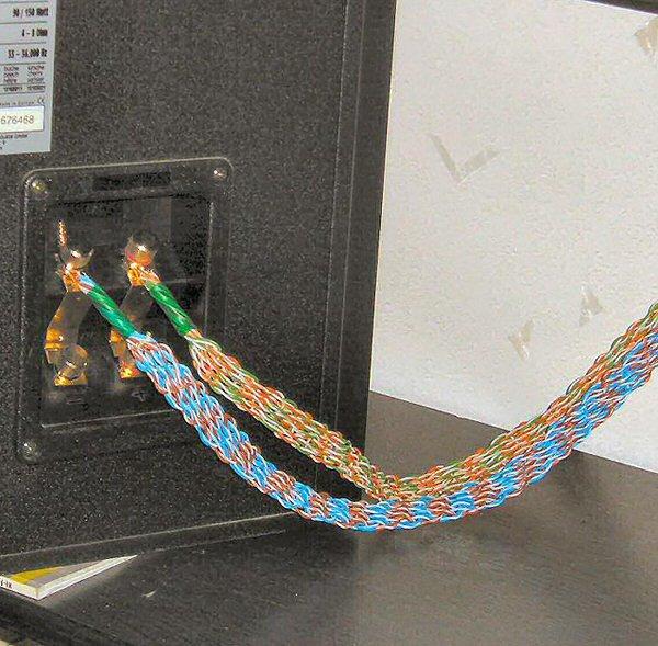 Витой кабель своими руками