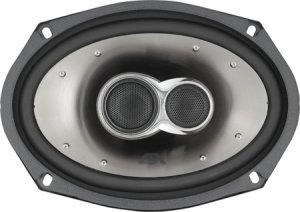 Коаксиальная акустическая система dis