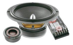 Компонентная акустика в автомобиль