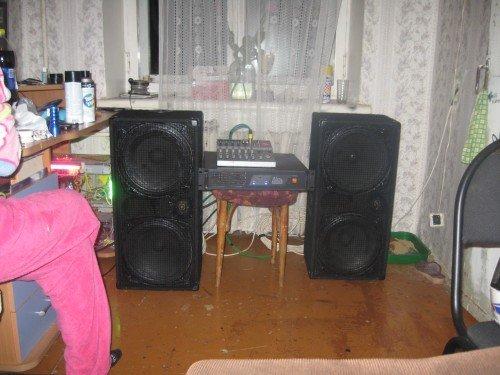 Самодельные акустические колонки