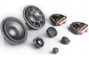 3 х полосная акустика компонентная