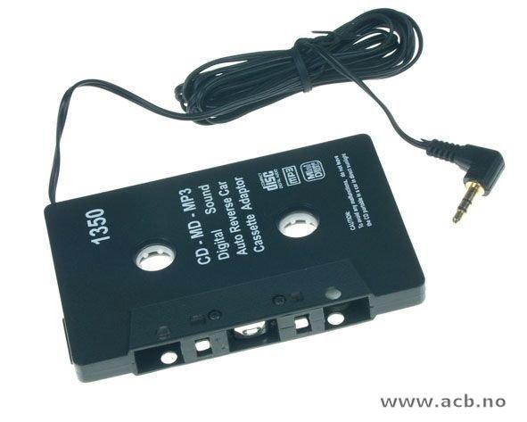 Адаптер для кассетной