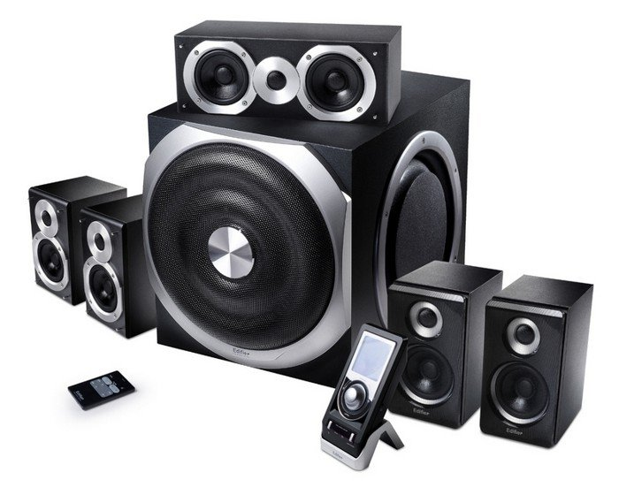 Активная акустика 5 1 и ее обзор