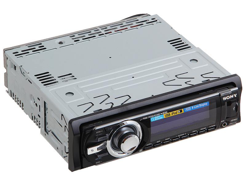 Автомагнитолы Sony Xplod Xr-C5300rx Инструкция