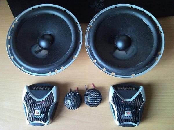 Двухполосная автомобильная акустика JBL
