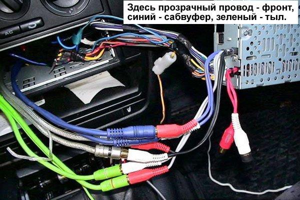 Линейный преобразователь акустических выходов 168