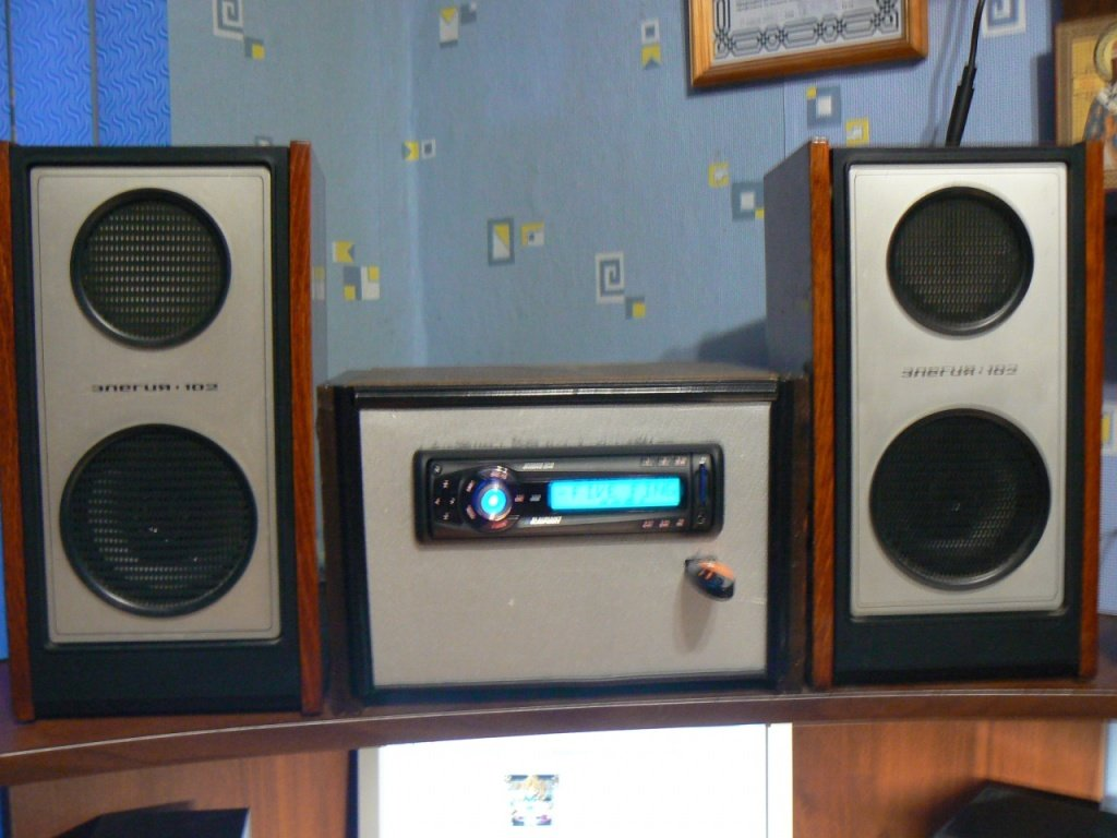 Домашние аудиосистемы своими руками