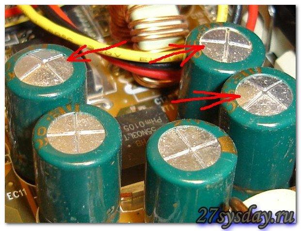 Как подключать автомагнитолы к 220 в: дефектные конденсаторы
