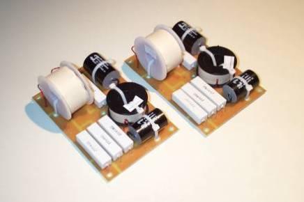 Кроссоверы акустических систем