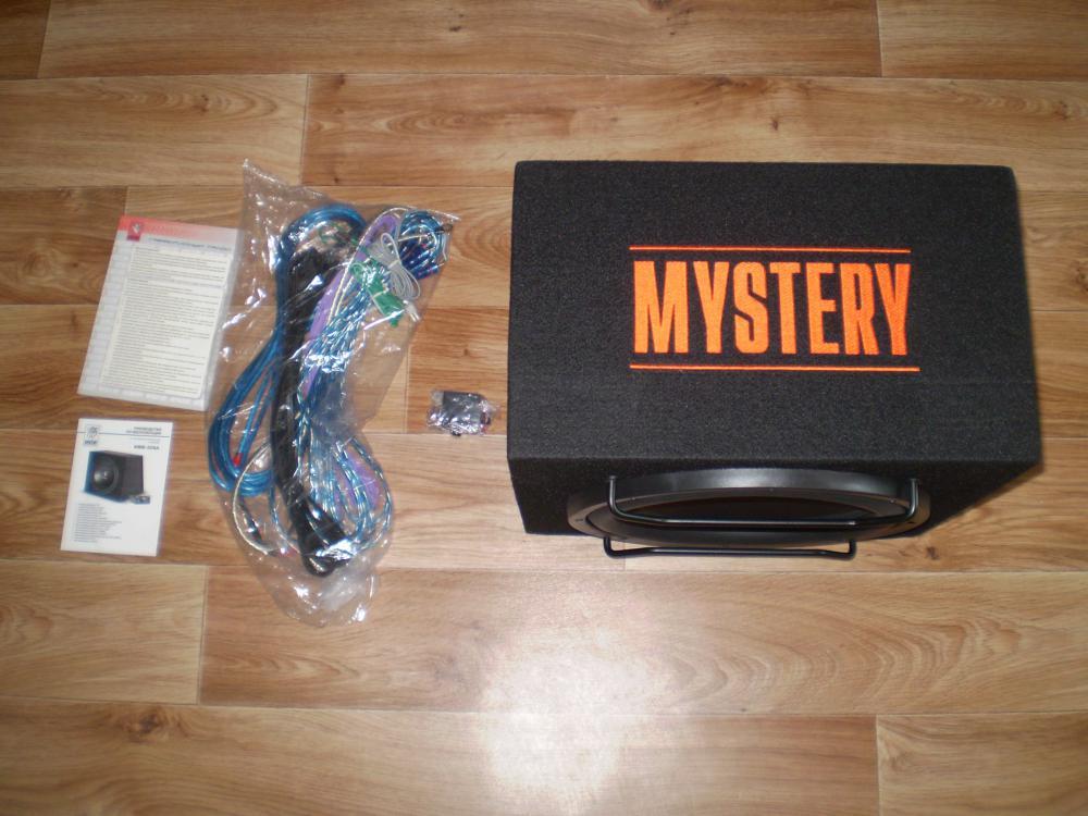Mystery mbb 302a схема подключения