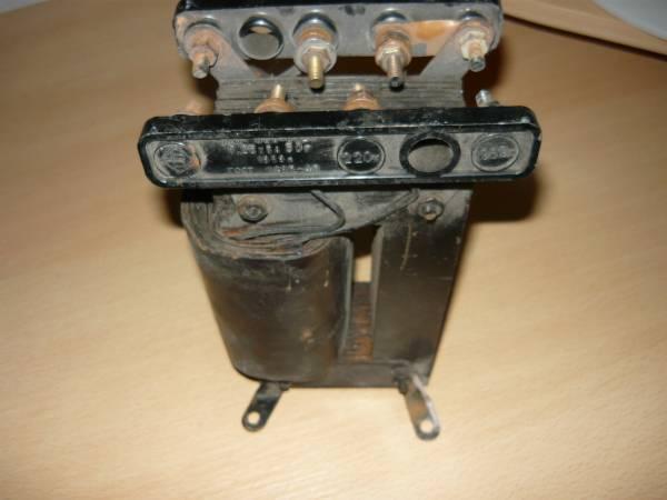 Трансформатор с 12 на 220 вольт своими
