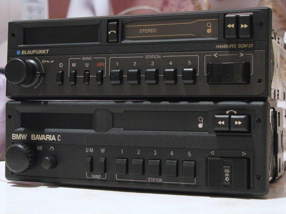 Автомагнитолы кассетные