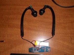 Нужные компоненты Bluetooth-наушников
