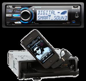 Подключение ipod к автомагнитоле
