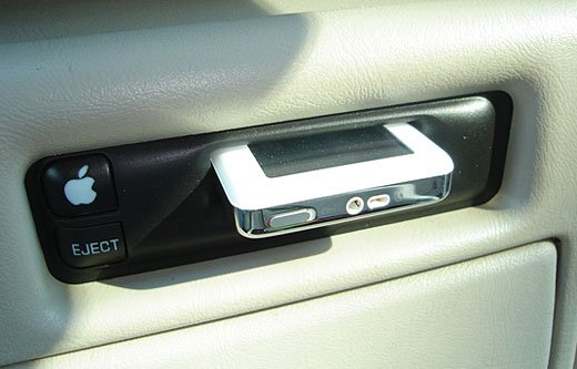Подключение ipod к автомагнитоле своими руками