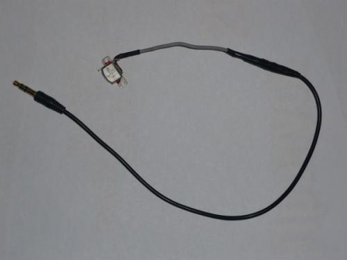 Самодельный кассетный адаптер