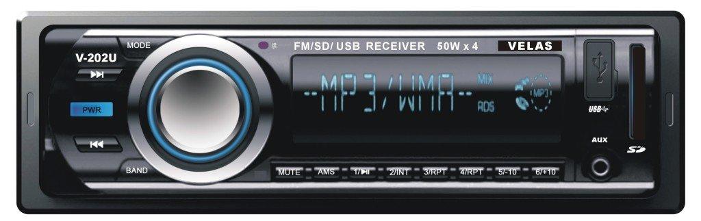 Автомагнитолы Bluetooth с выносным микрофоном или наушники