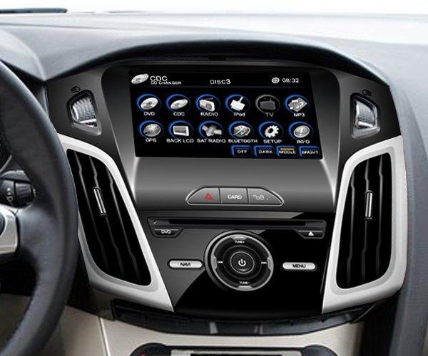 форд фокус 3 купить головное устройство