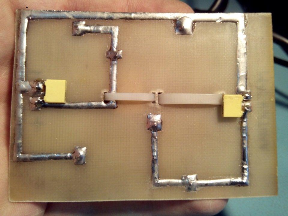 Фильтр питания автомагнитолы