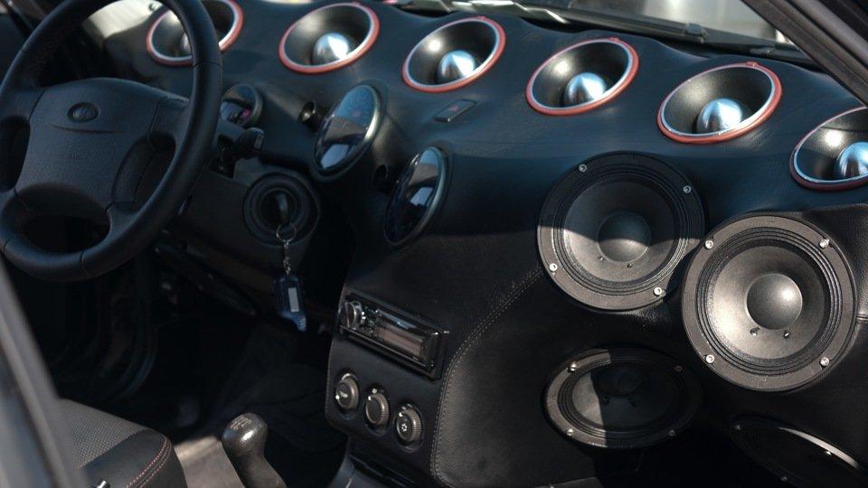 Хорошая акустика в машину