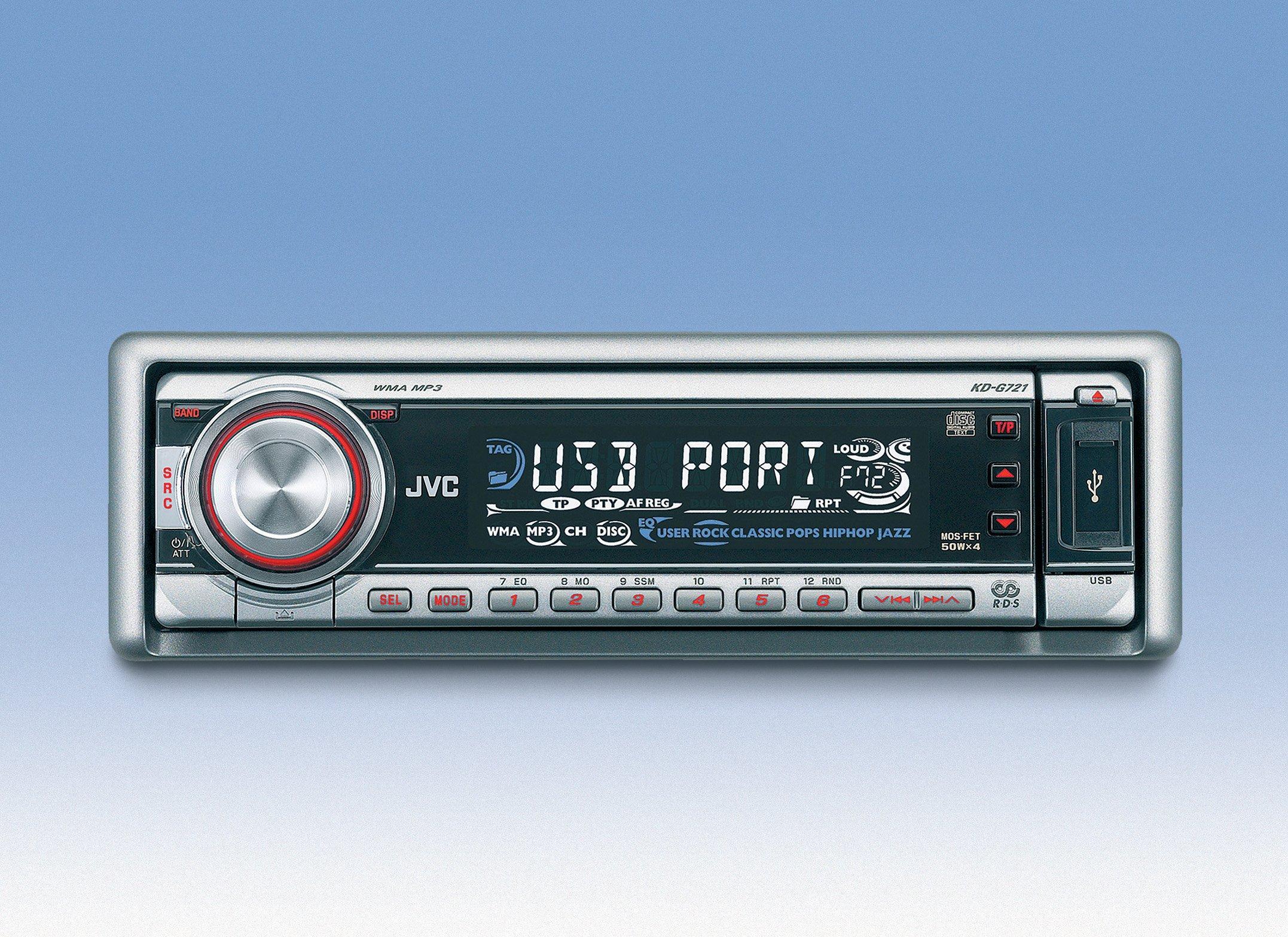 инструкция на магнитолу jvc kd-g727