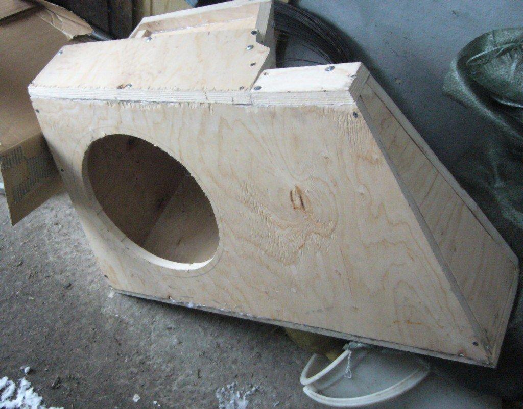 Как установить сабвуфер в ваз 2108