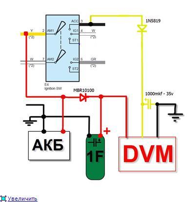 Какой нужен конденсатор для сабвуфера