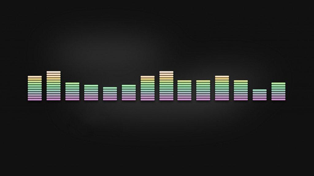 Музыкальный эквалайзер