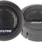 Высокочастотные динамики Alpine SXE 1006TW