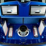 Мультимедийная система в багажнике