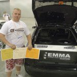 Чемпион России по автозвуку и тюнингу