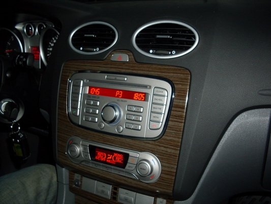 Автомагнитола на форд фокус 2 рестайлинг