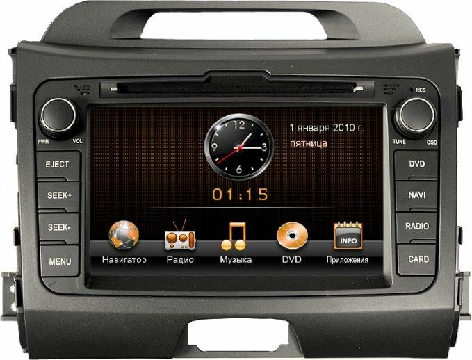 GPS приемник для автомагнитолы