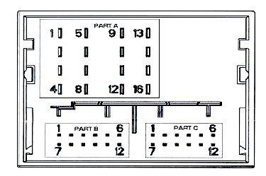Схема автомагнитолы rd4