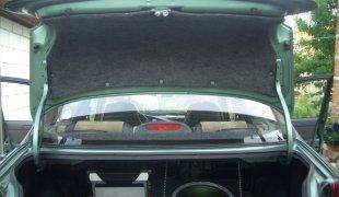Шумоизоляция на машину включает в себя и багажник