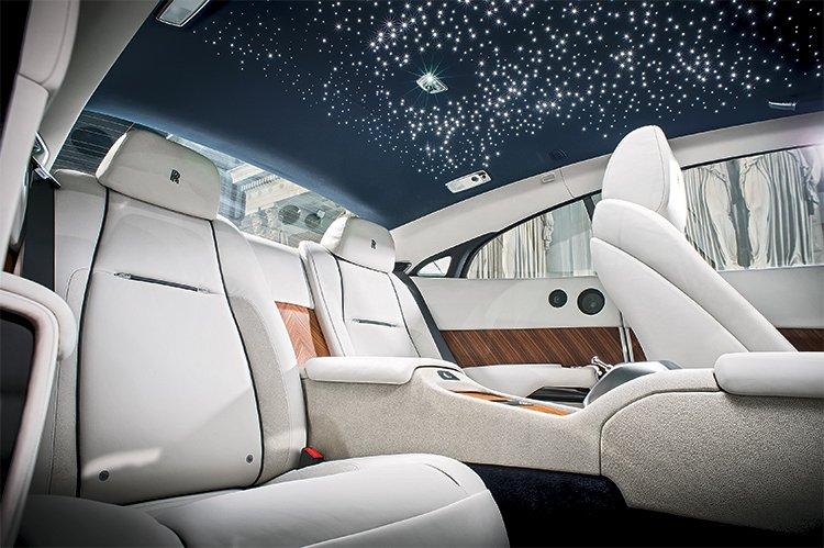 Звездное небо в авто своими руками