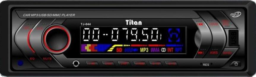 Автомагнитолы Titan: обзор моделей и установка