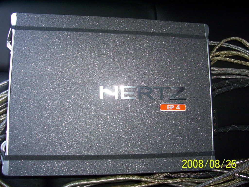 Hertz автомобильная акустика