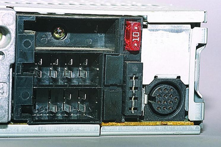 Накамичи автомагнитолы и их подключение посредством ISO