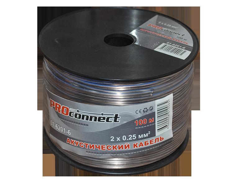 Proconnect кабель акустический