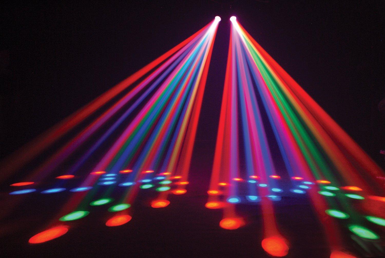 Лазерна цветомузыка своими руками фото