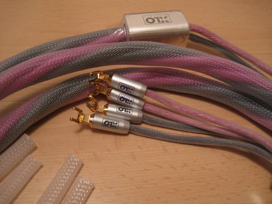 Акустические кабели XLO