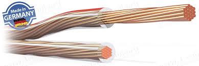 Акустический кабель 2х4 0 мм2
