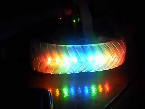 Как сделать лазерную светомузыку